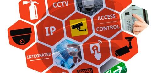 venta reparación y asesorías de equipos de seguridad electro