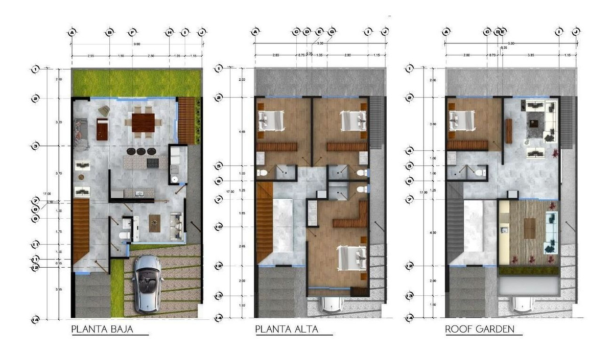 venta-residencia en condominio-zibata