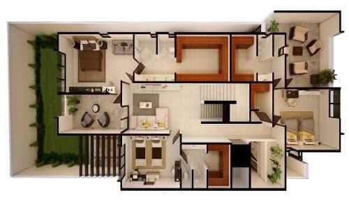 venta residencia en palo blanco - san pedro, nl.