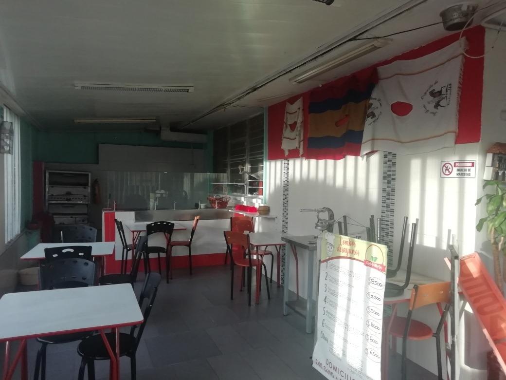 venta restaurante antiguedad 12años de servicio