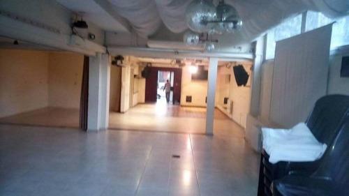 venta salón uso comercial + vivienda - francia 2500 - gazze