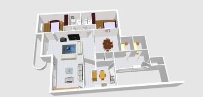 venta semi piso 5 amb, rodriguez peña y las heras. recoleta