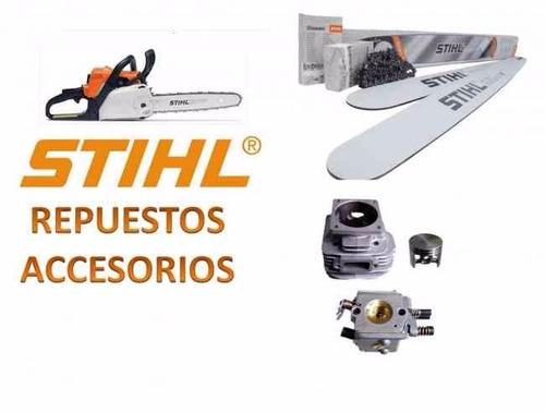 venta, servicio tecnico y repuestos originales stihll