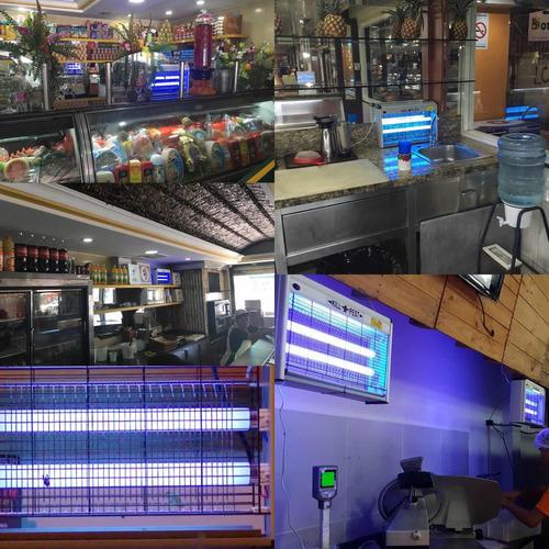 venta , servicio y mantenimiento lámparas matamosca