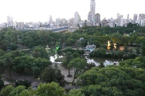 venta sobre el zoo república de la india al 3000, piso alto, la mejor vista de todo palermo
