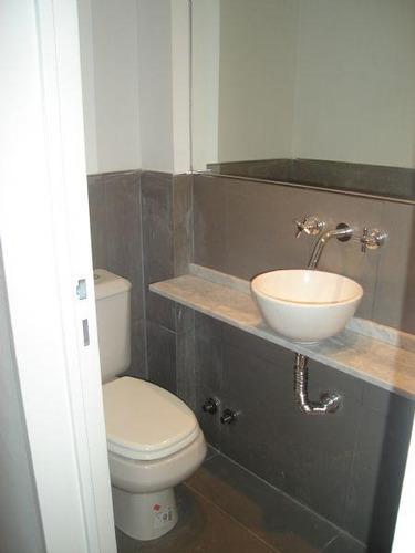venta: suite -  toilette -  balcon terraza y parrilla propia - piscina y solarium.