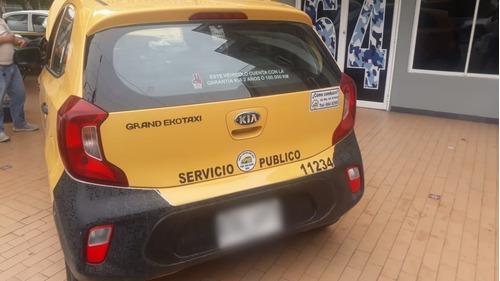 venta taxi kia mod 2019