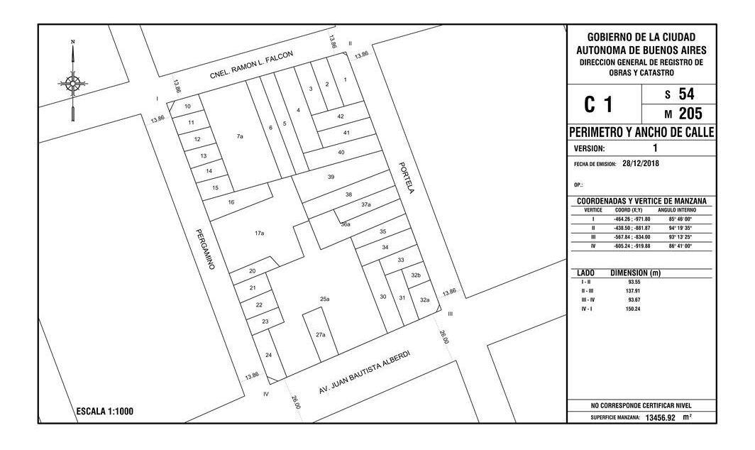 venta-terreno-1047mts construibles y 3 cocheras pb