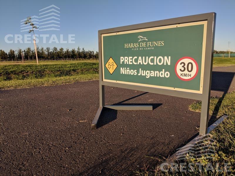 venta terreno 1.054 m - haras de funes barrio cerrado
