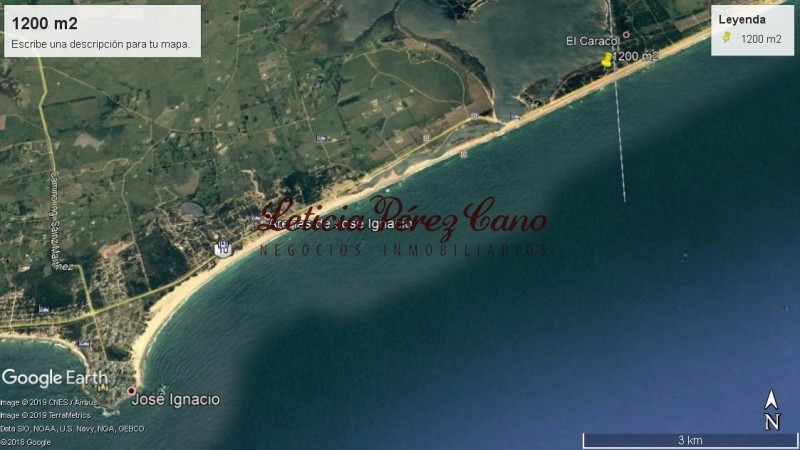 venta terreno 1200 metros. oportunidad de inversion ! zona en plenos desarrollo- ref: 18155