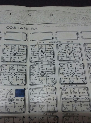 venta terreno 1308m2  a 2 cuadras costanera en bahía san blas, carmen de patagones, pcia. b.aires