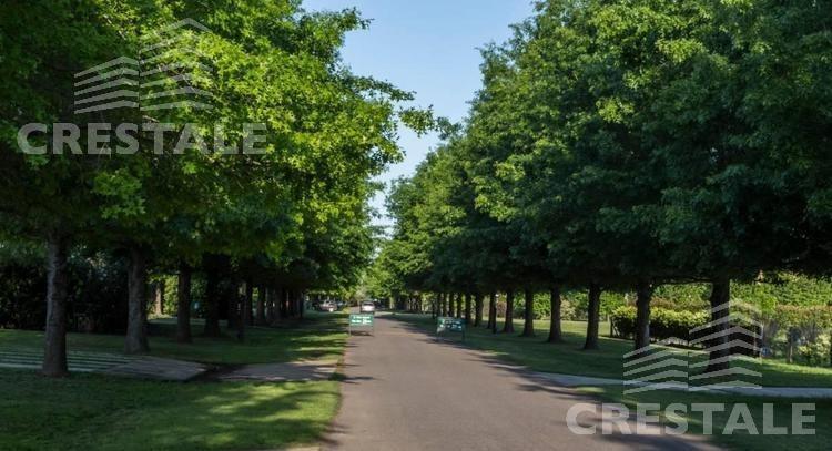 venta terreno 1.800 m² - los alamos club de campo, ibarlucea.