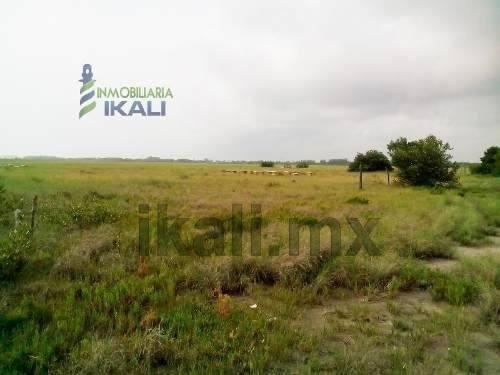 venta terreno 36 hectáreas, laguna tampamachoco tuxpan veracruz. terreno de 36 hectáreas de terreno plano en una zona donde no se inunda, tiene 250 m. lineales frente a la agua, la entrada a los terr