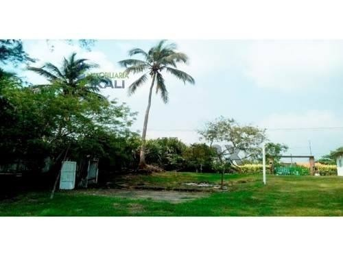 venta terreno 362.83 m² en las playas de costa esmeralda perteneciente al municipio de tecolutla veracruz. ubicado en carretera federal nautla poza rica, km 87 + 400 playa oriente colonia palmas del