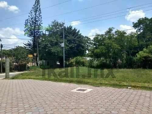 venta terreno 375 m² col. educación álamo temapache veracruz. ubicado en la calle matamoros esquina con leopoldo kiel, el terreno cuenta con un frente de 15 m. y una largura de 25 m., dando una super