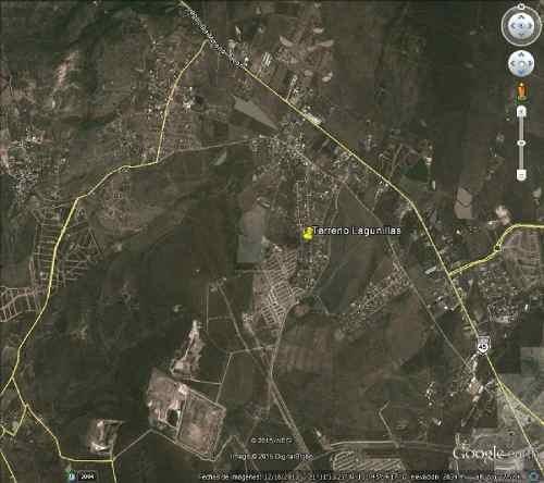 venta terreno 38,000 m2 en colonia lagunillas en leon, gto.  ideal para inversionistas
