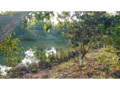venta terreno 5000 m² frente al estero de juana moza 54 m. tuxpan veracruz, se encuentra ubicado en juana moza en la localidad del triángulo por la escuela primaria aquiles serdan, cuenta con 5000 m²