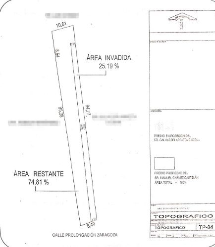 venta terreno 768.29 mts cuautepec hgo