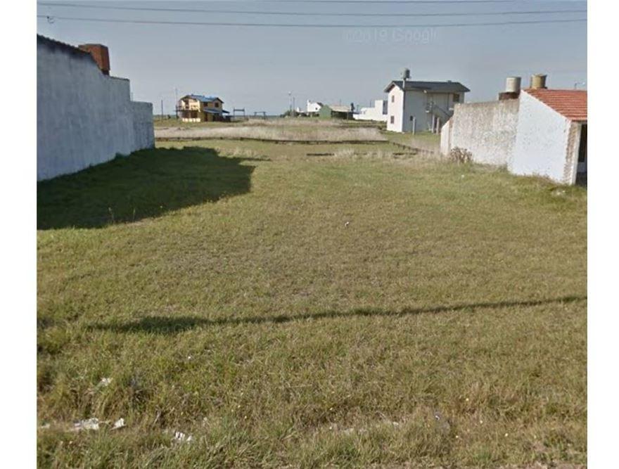 venta terreno a metros de la playa en camet norte