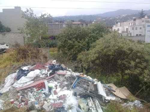venta terreno a pie de carretera mexico cuernavaca san andre