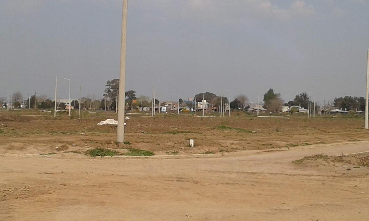 venta  terreno alvear  243 m2 ecopueblo