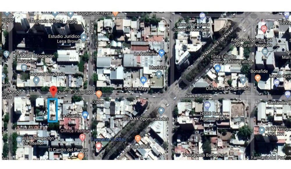 venta terreno- apto desarrollo - centro -  neuquen
