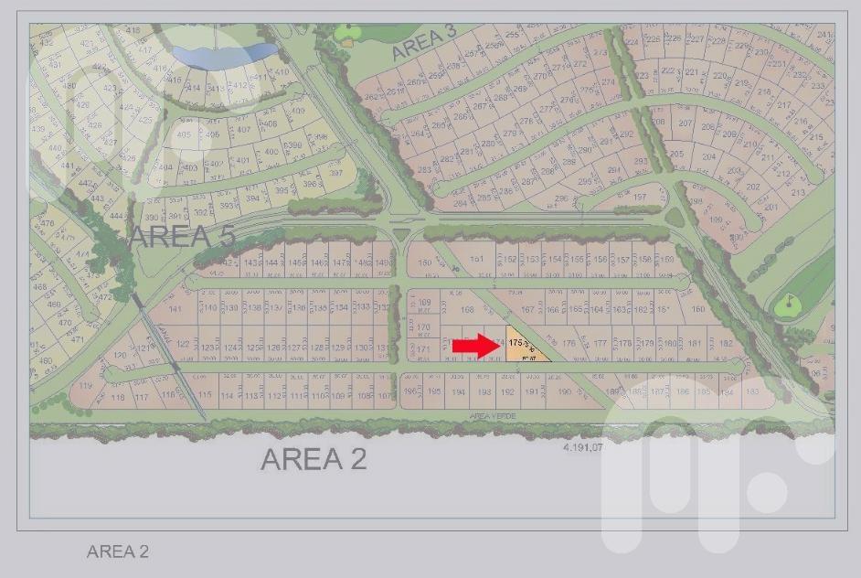 venta terreno area 60 reserva la escondida