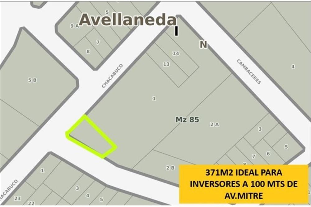 venta terreno avellaneda ideal inversor oportunid