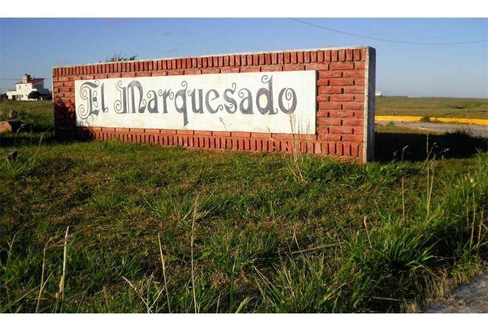 venta terreno barrio el marquesado