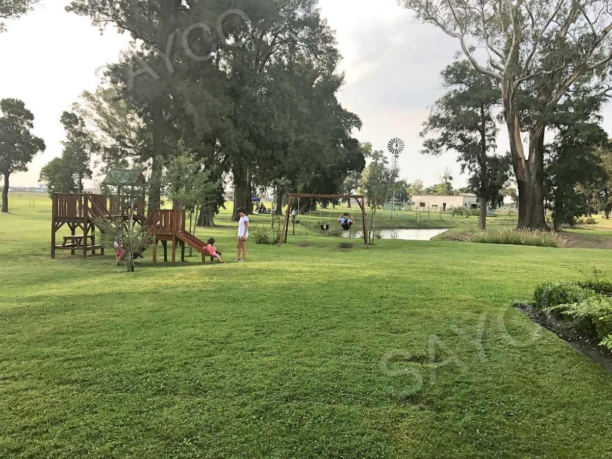 venta terreno barrio privado san lucas canning 1 bjs exp