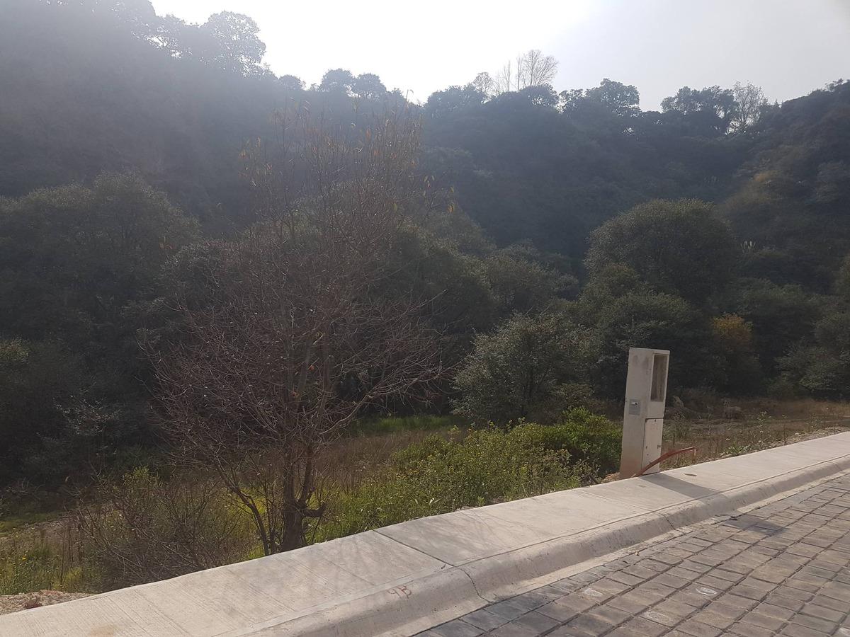 venta terreno bosque esmeralda