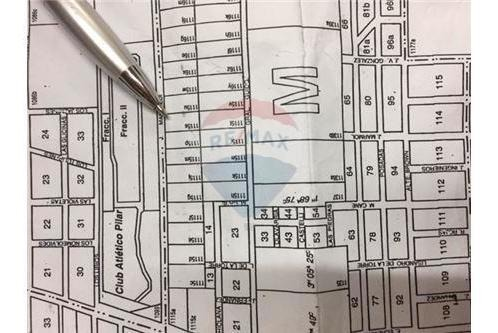 venta terreno calle manfredi 1500, a 500m ruta 8