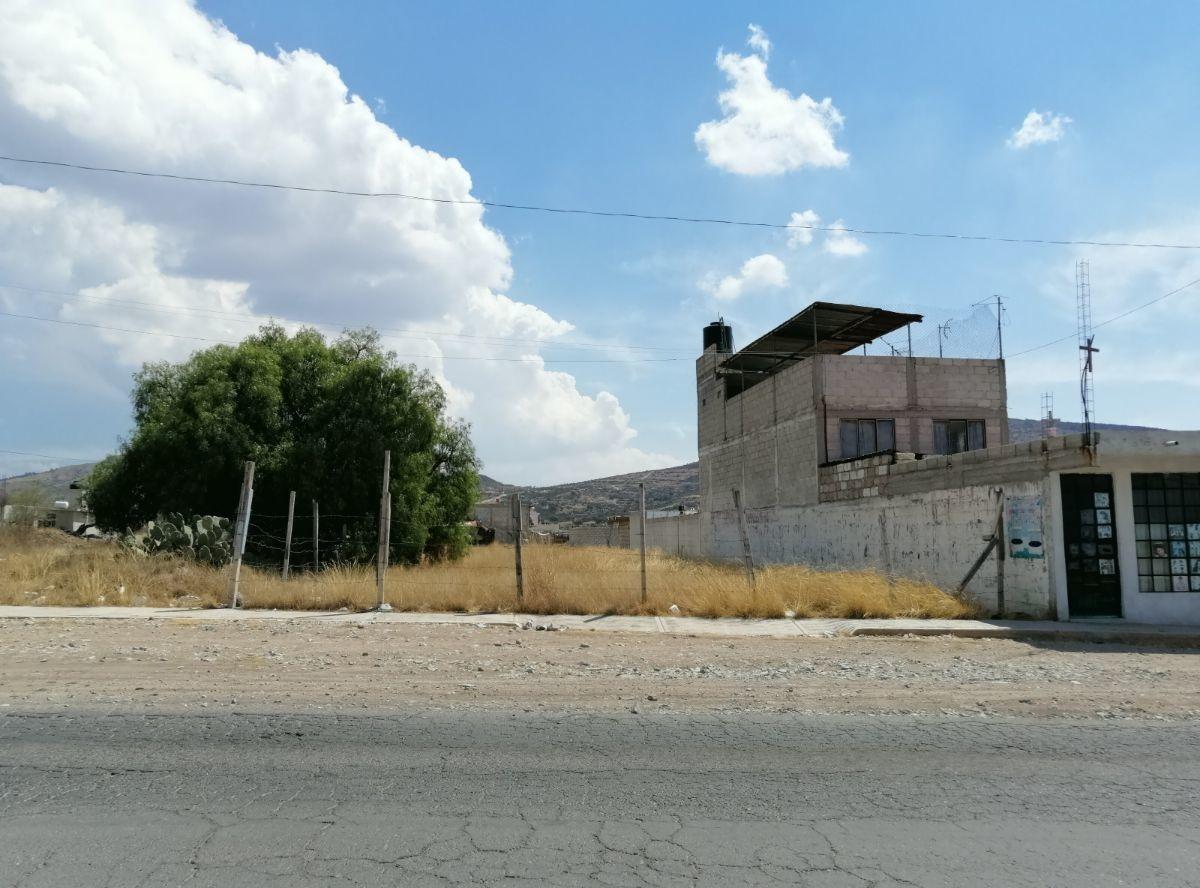 venta terreno cerca de la universidad del futbol tilcuautla san agustin tlaxiaca