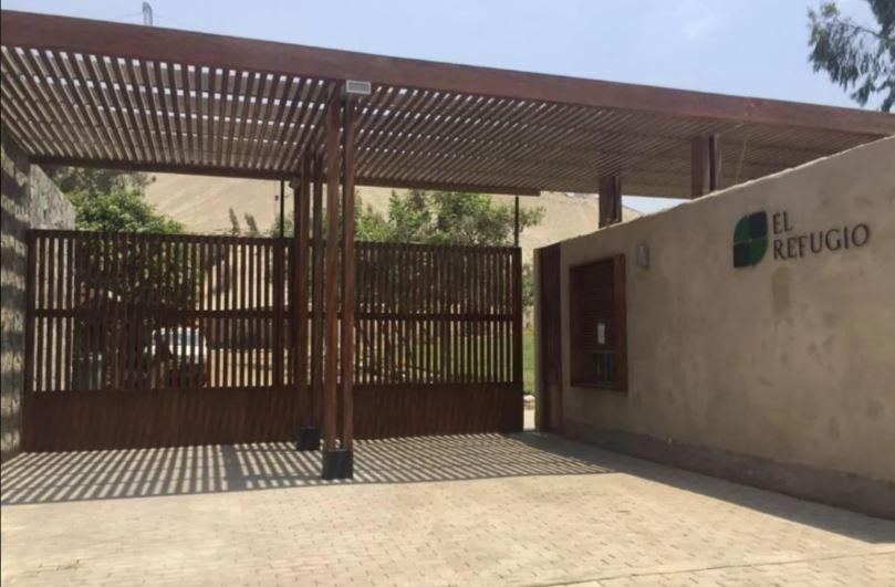 venta terreno cieneguilla condominio el refugio los portales