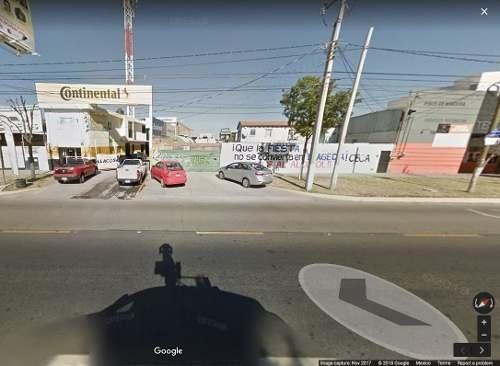 venta terreno comercial en avenida constituyentes, qro, mex.