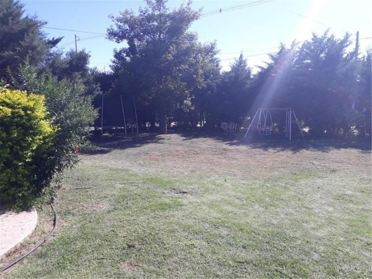 venta terreno con pileta