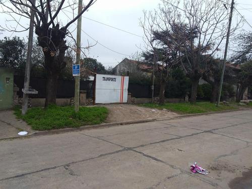 venta terreno constructor- martin coronado tres de febrero