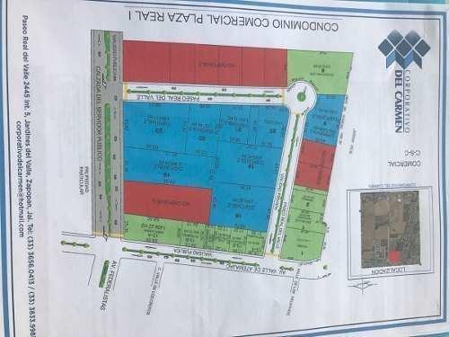 venta terreno de 1,737 m2 con uso de suelo vertical en real