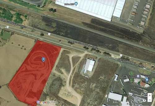 venta terreno de 25,172 m2 frente technology park
