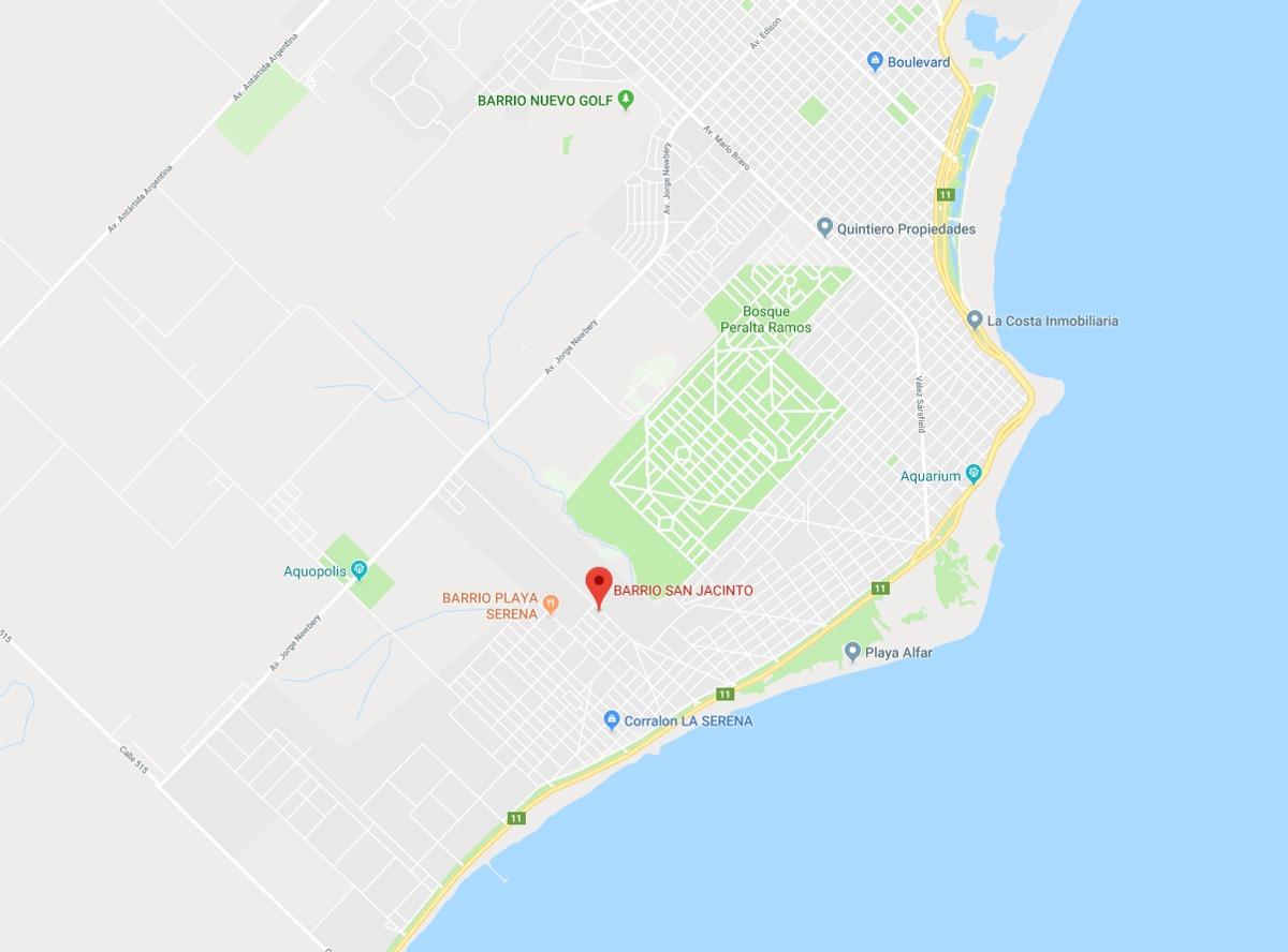 venta terreno de 378 m2 en mar del plata