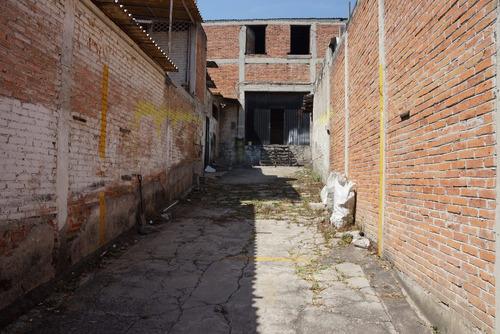 venta terreno de bodegas colonia progreso, alvaro obregon