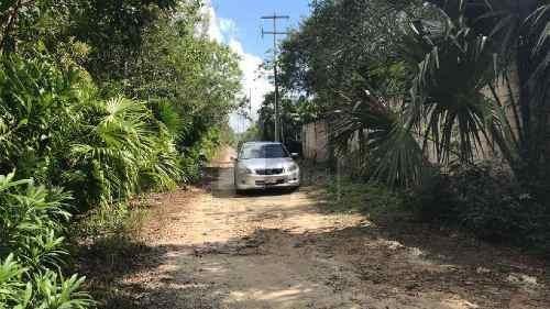 venta terreno en alamos, cancún, quintana roo