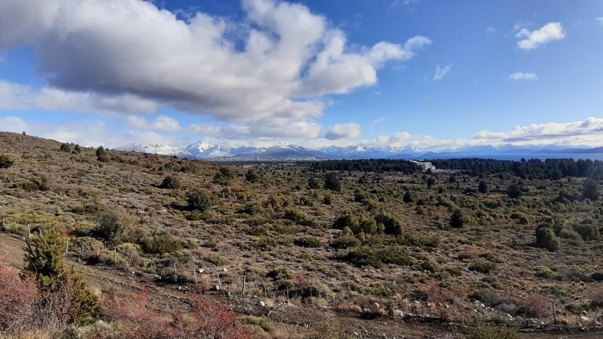 venta terreno en bariloche con vista al lago nahuel huapi