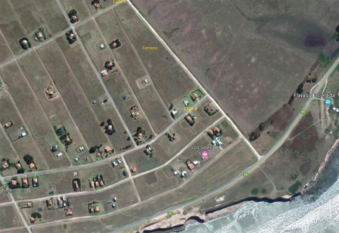 venta terreno en barrio chapadmalal