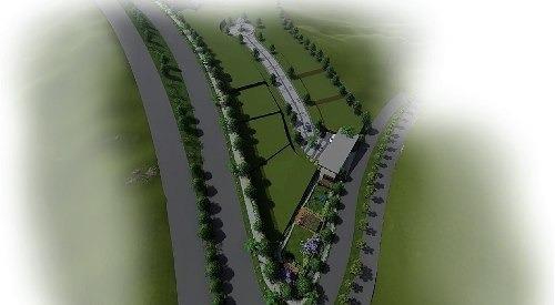 venta terreno en bosque real