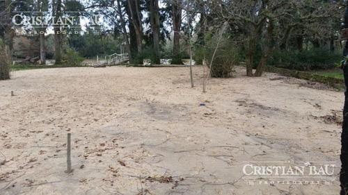 venta terreno en canal arias - zona delta tigre