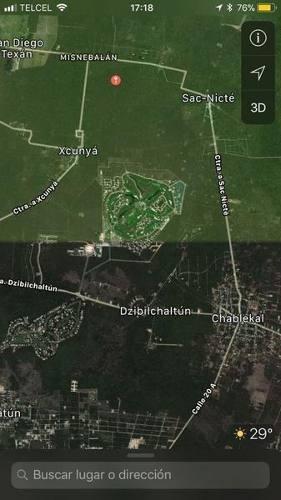 venta terreno en chablekal