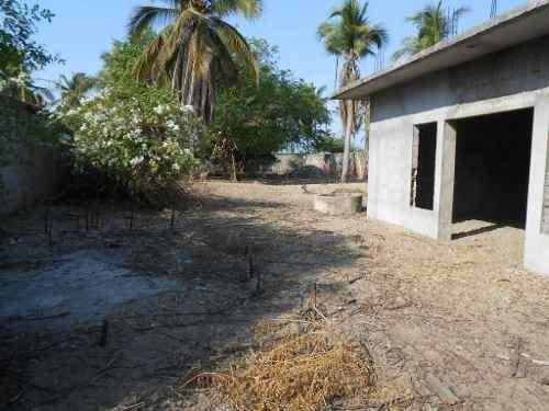 venta. terreno en col. los mogotes (municipio de coyuca de benitez)