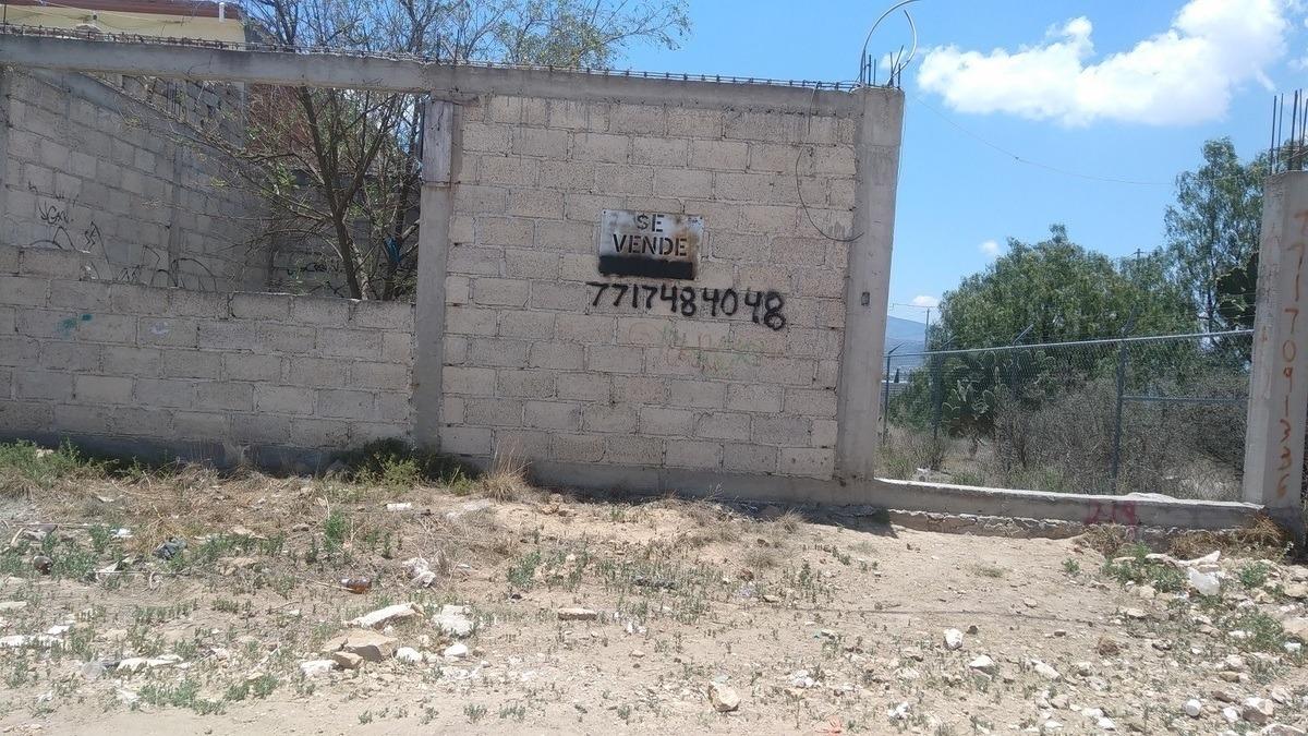 venta terreno en la loma  santa julia pachuca