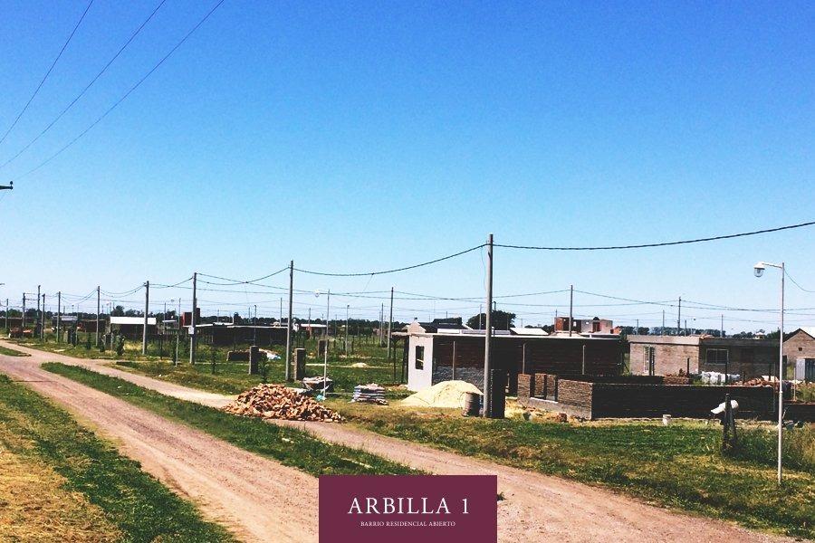 venta terreno en la zona de alvear - arbilla 1 / entrega inmediata